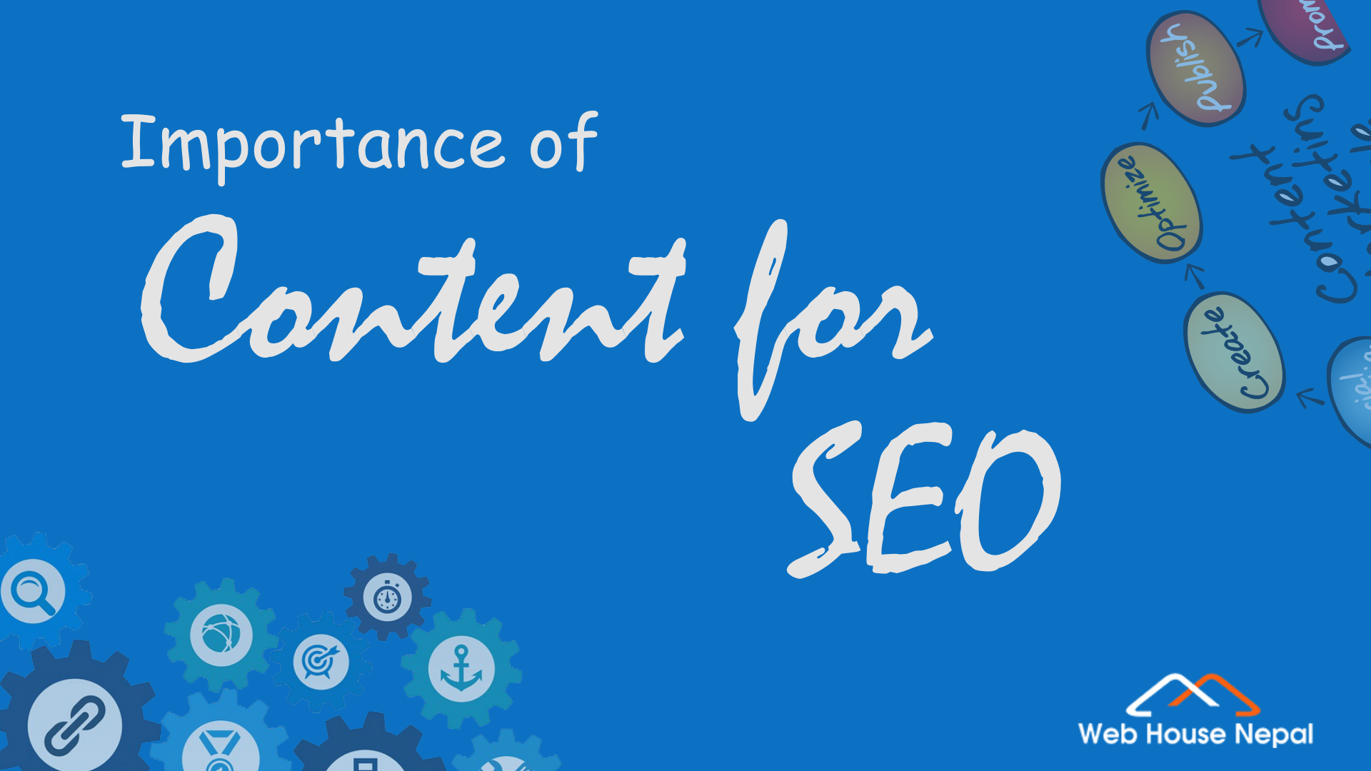 importance of content for seo
