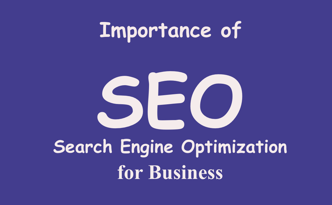 Importcace of seo for business